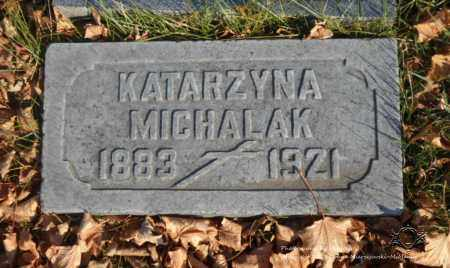 MICHALAK, KATARZYNA - Lucas County, Ohio | KATARZYNA MICHALAK - Ohio Gravestone Photos
