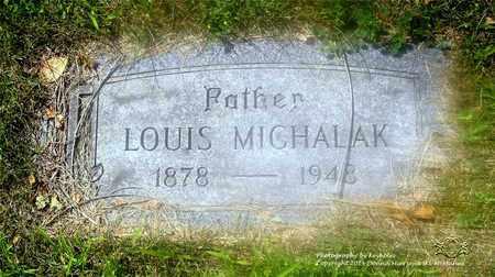 MICHALAK, LOUIS - Lucas County, Ohio | LOUIS MICHALAK - Ohio Gravestone Photos
