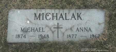 MICHALAK, MICHAEL - Lucas County, Ohio   MICHAEL MICHALAK - Ohio Gravestone Photos