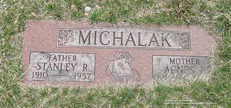 FUST MICHALAK, AGNES - Lucas County, Ohio   AGNES FUST MICHALAK - Ohio Gravestone Photos