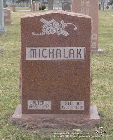 MICHALAK, WALTER - Lucas County, Ohio | WALTER MICHALAK - Ohio Gravestone Photos