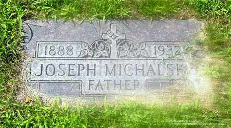 MICHALSKI, JOSEPH - Lucas County, Ohio   JOSEPH MICHALSKI - Ohio Gravestone Photos