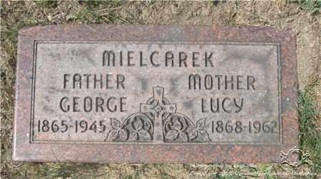 MIELCAREK, LUCY - Lucas County, Ohio | LUCY MIELCAREK - Ohio Gravestone Photos