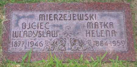 MIERZEJEWSKI, WLADYSLAW - Lucas County, Ohio   WLADYSLAW MIERZEJEWSKI - Ohio Gravestone Photos