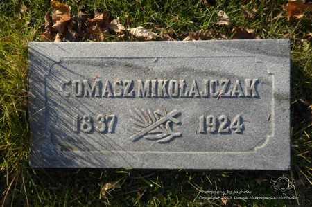 MIKOLAJCZAK, TOMASZ - Lucas County, Ohio | TOMASZ MIKOLAJCZAK - Ohio Gravestone Photos