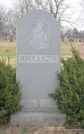 MIKOLAJCZYK, JULIA - Lucas County, Ohio | JULIA MIKOLAJCZYK - Ohio Gravestone Photos