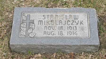MIKOLAJCZYK, TADEUS - Lucas County, Ohio | TADEUS MIKOLAJCZYK - Ohio Gravestone Photos