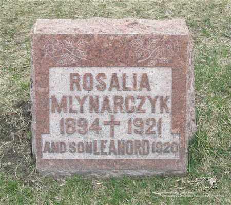 MLYNARCZYK, ROSALIA - Lucas County, Ohio | ROSALIA MLYNARCZYK - Ohio Gravestone Photos