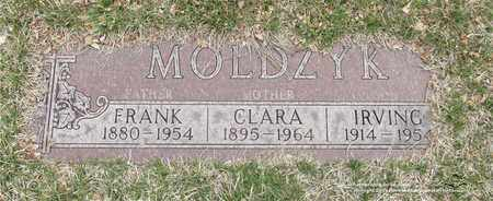 MOLDZYK, FRANK - Lucas County, Ohio | FRANK MOLDZYK - Ohio Gravestone Photos