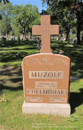 MUZOLF, JOSEPH M. - Lucas County, Ohio | JOSEPH M. MUZOLF - Ohio Gravestone Photos