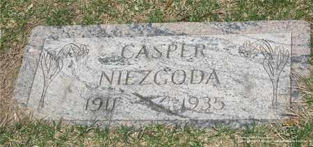 NIEZGODA, CASPER - Lucas County, Ohio | CASPER NIEZGODA - Ohio Gravestone Photos
