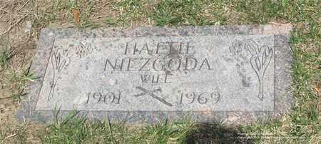 NIEZGODA, HATTIE - Lucas County, Ohio   HATTIE NIEZGODA - Ohio Gravestone Photos