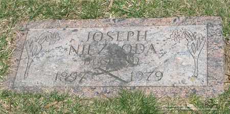 NIEZGODA, JOSEPH - Lucas County, Ohio | JOSEPH NIEZGODA - Ohio Gravestone Photos