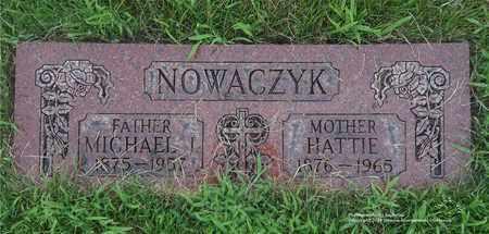KONIECZNA NOWACZYK, HATTIE - Lucas County, Ohio | HATTIE KONIECZNA NOWACZYK - Ohio Gravestone Photos