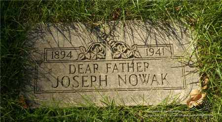 NOWAK, JOSEPH - Lucas County, Ohio   JOSEPH NOWAK - Ohio Gravestone Photos
