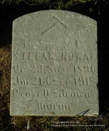 NOWAK, SEFAN - Lucas County, Ohio | SEFAN NOWAK - Ohio Gravestone Photos