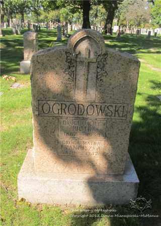OGRODOWSKI, FRANCISZKA (FRANCES) - Lucas County, Ohio | FRANCISZKA (FRANCES) OGRODOWSKI - Ohio Gravestone Photos