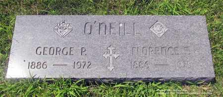 O'NEILL, GEORGE P. - Lucas County, Ohio | GEORGE P. O'NEILL - Ohio Gravestone Photos