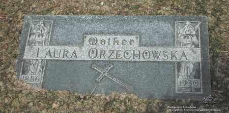 ORZECHOWSKA, LAURA - Lucas County, Ohio | LAURA ORZECHOWSKA - Ohio Gravestone Photos