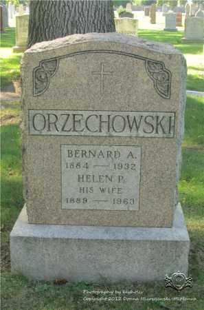 ORZECHOWSKI, HELEN P. - Lucas County, Ohio | HELEN P. ORZECHOWSKI - Ohio Gravestone Photos