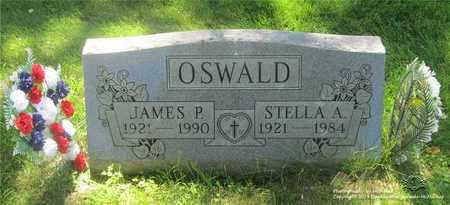 OSWALD, STELLA A. - Lucas County, Ohio | STELLA A. OSWALD - Ohio Gravestone Photos