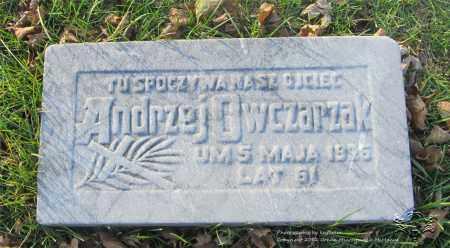 OWCZARZAK, ANDRZEJ - Lucas County, Ohio | ANDRZEJ OWCZARZAK - Ohio Gravestone Photos