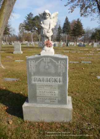 PALICKI, SOPHIA - Lucas County, Ohio | SOPHIA PALICKI - Ohio Gravestone Photos