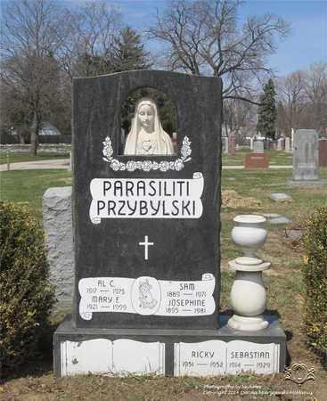 PRZYBYLSKI, MARY F. - Lucas County, Ohio   MARY F. PRZYBYLSKI - Ohio Gravestone Photos