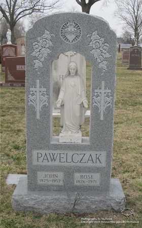PAWELCZAK, ROSE - Lucas County, Ohio | ROSE PAWELCZAK - Ohio Gravestone Photos
