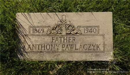 PAWLACZYK, ANTHONY - Lucas County, Ohio | ANTHONY PAWLACZYK - Ohio Gravestone Photos