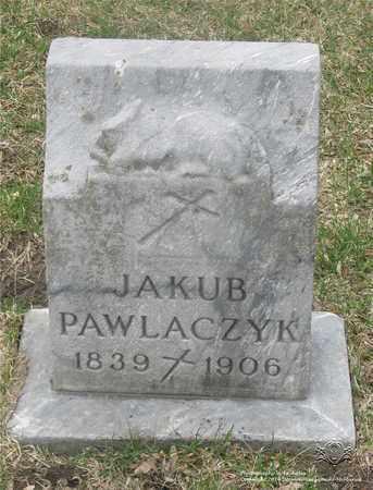 PAWLACZYK, JAKUB - Lucas County, Ohio   JAKUB PAWLACZYK - Ohio Gravestone Photos