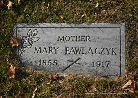 PAWLACZYK, MARY - Lucas County, Ohio | MARY PAWLACZYK - Ohio Gravestone Photos