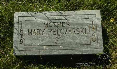 PELCZARSKI, MARY - Lucas County, Ohio | MARY PELCZARSKI - Ohio Gravestone Photos