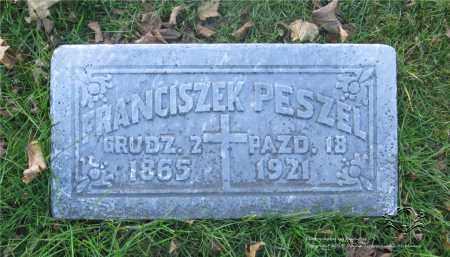 PESZEL, FRANCISZEK - Lucas County, Ohio | FRANCISZEK PESZEL - Ohio Gravestone Photos