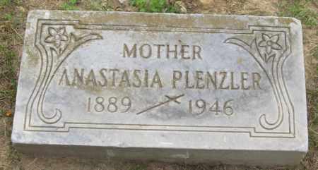 PRZYBYLSKI PLENZLER, ANASTASIA - Lucas County, Ohio | ANASTASIA PRZYBYLSKI PLENZLER - Ohio Gravestone Photos