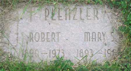 PLENZLER, ROBERT - Lucas County, Ohio   ROBERT PLENZLER - Ohio Gravestone Photos