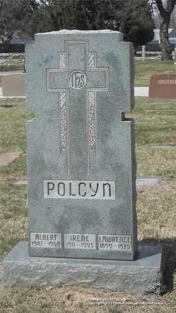 POLCYN, ALBERT - Lucas County, Ohio | ALBERT POLCYN - Ohio Gravestone Photos
