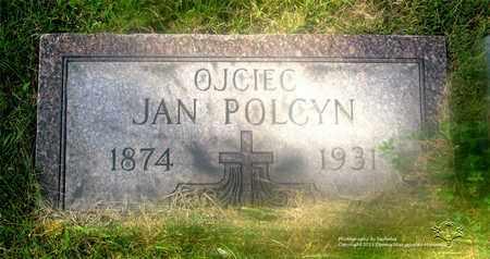 POLCYN, JAN - Lucas County, Ohio | JAN POLCYN - Ohio Gravestone Photos