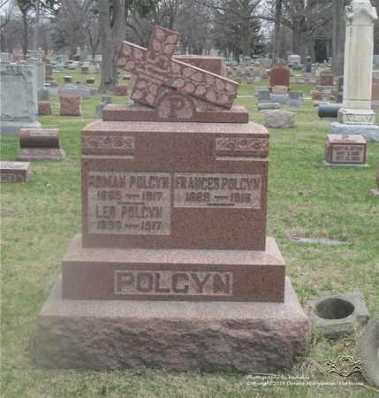 POLCYN, LEO - Lucas County, Ohio   LEO POLCYN - Ohio Gravestone Photos
