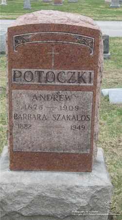 SZAKALOS, BARBARA - Lucas County, Ohio   BARBARA SZAKALOS - Ohio Gravestone Photos