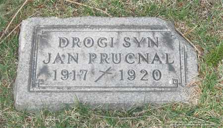 PRUCNAL, JAN - Lucas County, Ohio   JAN PRUCNAL - Ohio Gravestone Photos