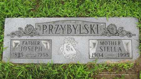 PRZYBYLSKI, STELLA - Lucas County, Ohio   STELLA PRZYBYLSKI - Ohio Gravestone Photos