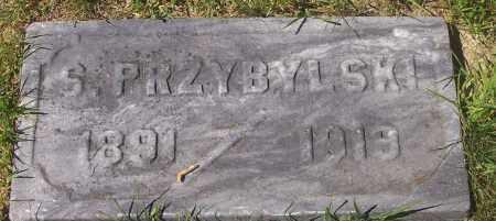 PRZYBYLSKI, STANISLAW - Lucas County, Ohio | STANISLAW PRZYBYLSKI - Ohio Gravestone Photos