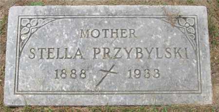PRZYBYLSKI, STELLA (STANISLAWA) - Lucas County, Ohio   STELLA (STANISLAWA) PRZYBYLSKI - Ohio Gravestone Photos