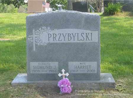 PRZYBYLSKI, HARRIET - Lucas County, Ohio | HARRIET PRZYBYLSKI - Ohio Gravestone Photos
