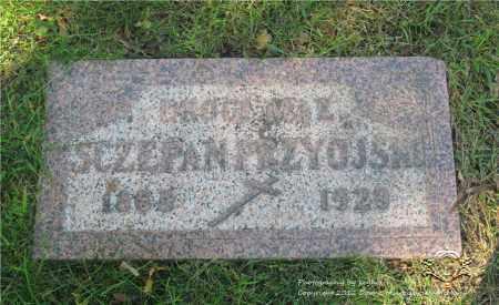 PRZYOJSKI, SCZEPAN - Lucas County, Ohio | SCZEPAN PRZYOJSKI - Ohio Gravestone Photos