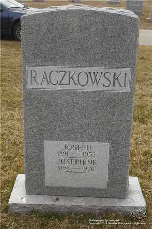 RACZKOWSKI, JOSEPH - Lucas County, Ohio | JOSEPH RACZKOWSKI - Ohio Gravestone Photos