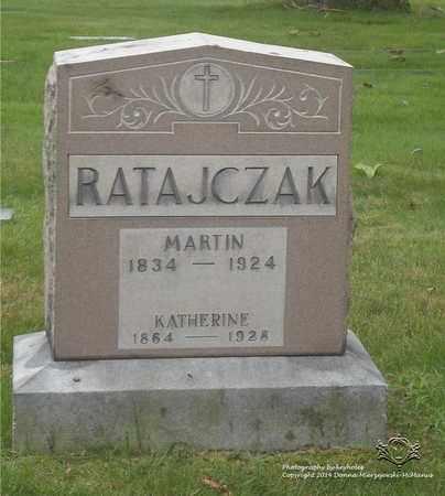 RATAJCZAK, KATHERINE - Lucas County, Ohio   KATHERINE RATAJCZAK - Ohio Gravestone Photos