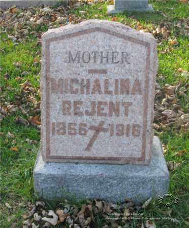 REJENT, MICHALINA - Lucas County, Ohio | MICHALINA REJENT - Ohio Gravestone Photos