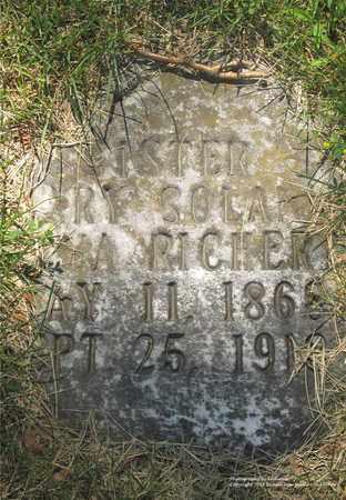 RICHERT, EMMA - Lucas County, Ohio | EMMA RICHERT - Ohio Gravestone Photos